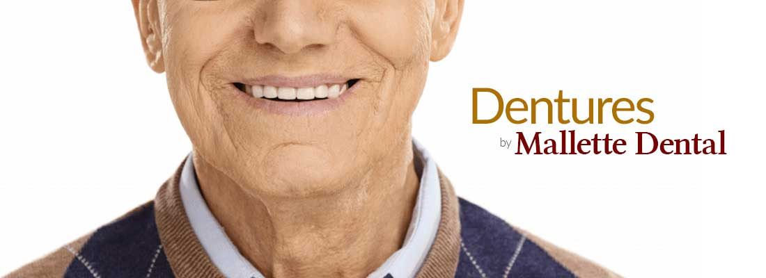 Dentures by Mallette Dental Canton Ohio